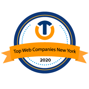 top web development badge