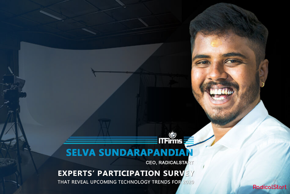 Interview with Selva Sundarapandian – CEO, RadicalStart