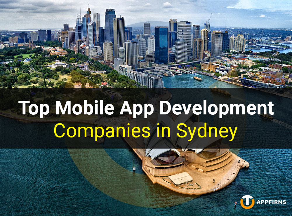 Top Mobile App Development Companies In Sydney