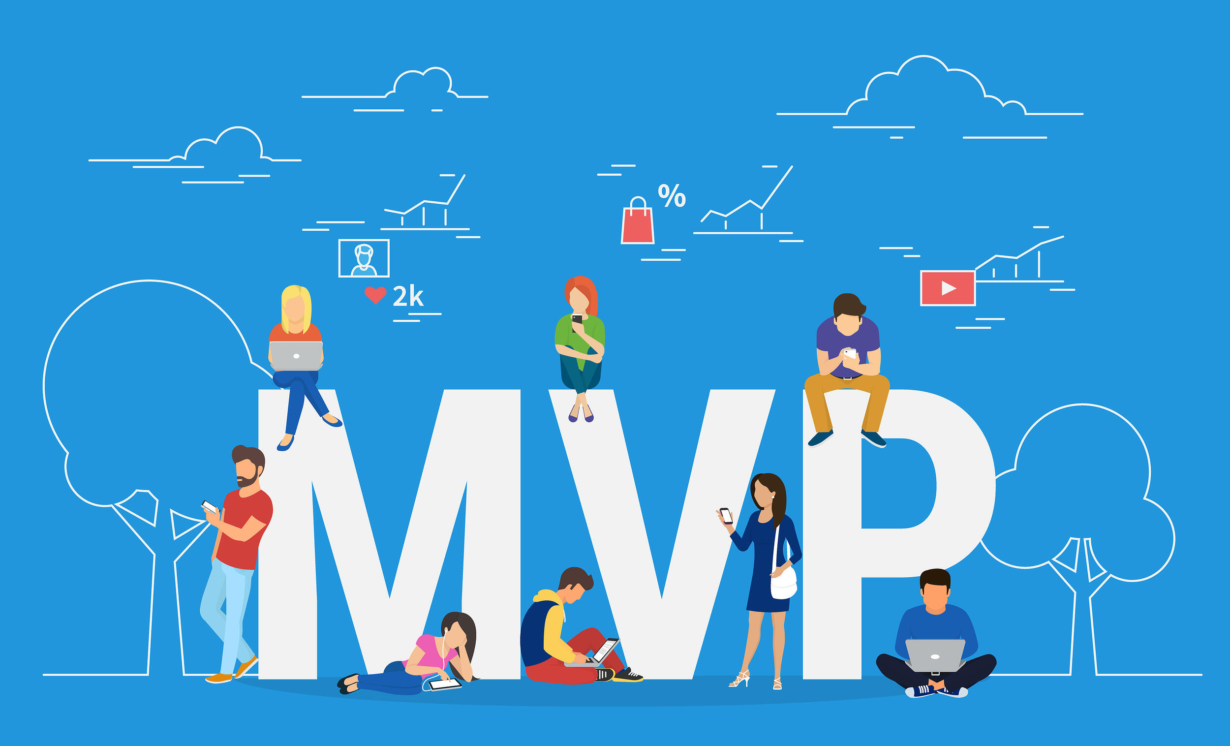 Building An MVP Is Absolutely Essential For The Success Of Your Product. Here Are The Steps That Will Help You Build An MVP