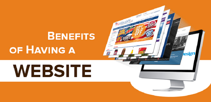 Benefits of Having a Website for Startup