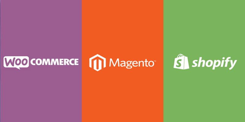 Major Difference Between Shopify vs. Magento vs. WooCommerce- You Should Know About It!